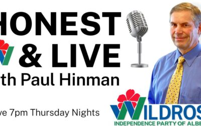 Honest & Live with Paul Hinman